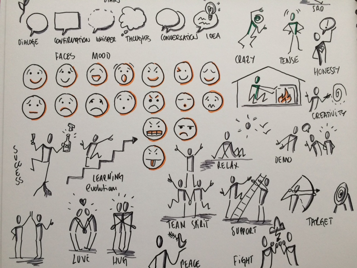 ¡A dibujar se aprende practicando!