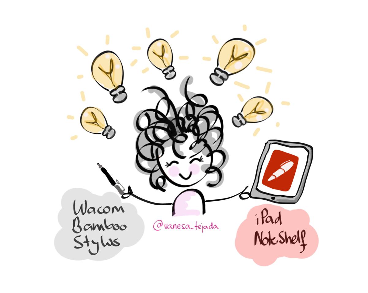 Cómo hago dibujo digital con NoteShelf