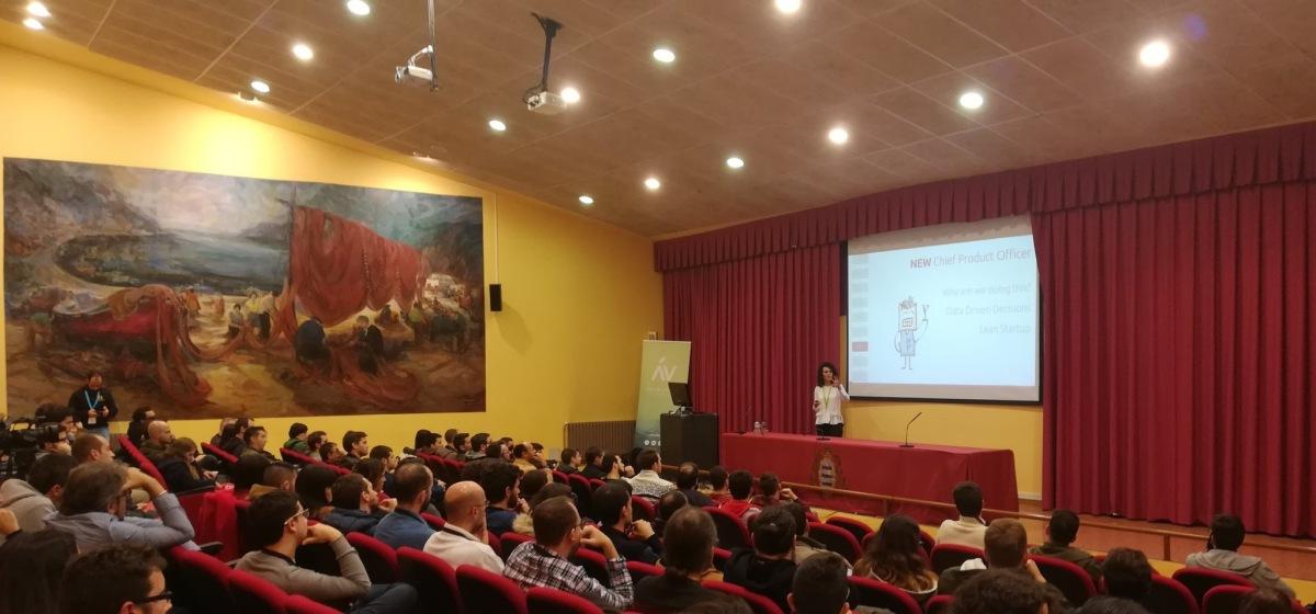 Mi experiencia en Google DevFest Asturias